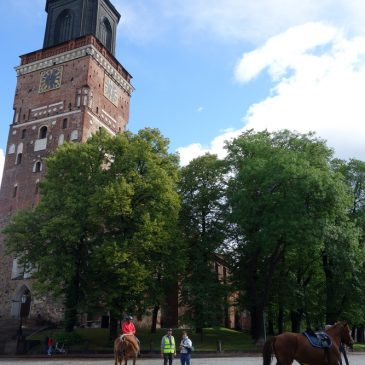New Performance Turku Festival sent Trans-Horse on their way