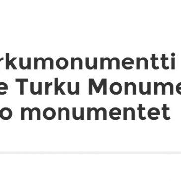 Turkumonumentti- äänestyksen voittaja on julkistettu!