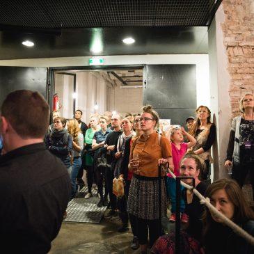 Reportáž z New Performance Turku Festivalu (tsekiksi)