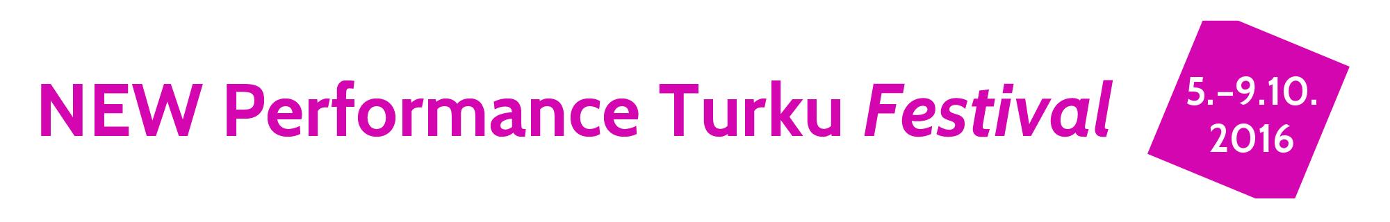 New Performance Turku Festival
