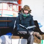 Antonín Brinda: The Ferry (2016), c Jussi Virkkumaa