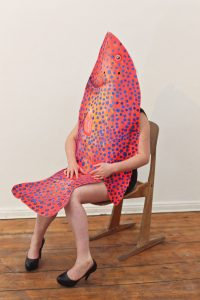 Kirsty Kross. Coral Trout Portrait, 2012, Photo: Miguel Lopes