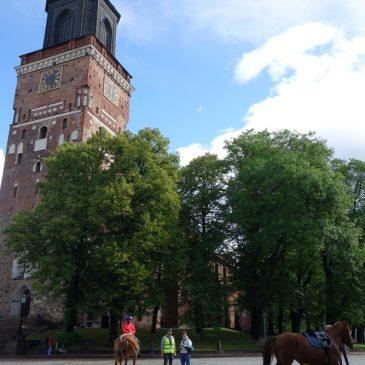 New Performance Turku Festival lähetti Hevoslinjan matkaan