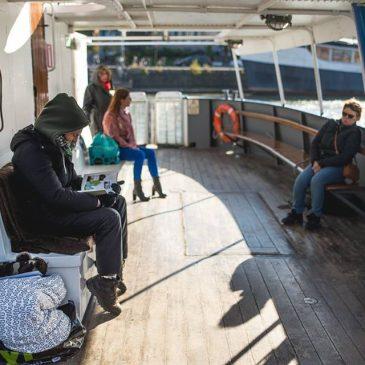 ANTONÍN BRINDA: The Ferry