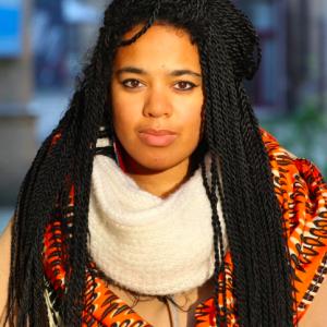 Nathalie Mba Bikoro. Photo: Dorothea Tuch