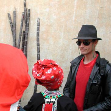 Kink Gong (FR) & Aloyce Fungafunga (FI/TZ)